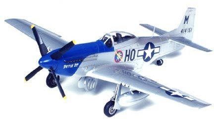 Tamiya 1/48 North American P-51D Mustang