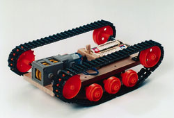 Tamiya Tracked Vehicle Chassis