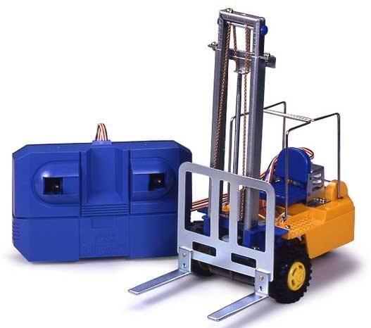 Tamiya Remote Controlled Forklift