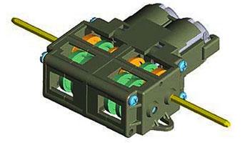 Tamiya Double Gear Box 4-Speed