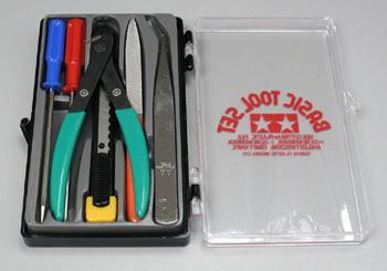 Tamiya Basic Tool Set