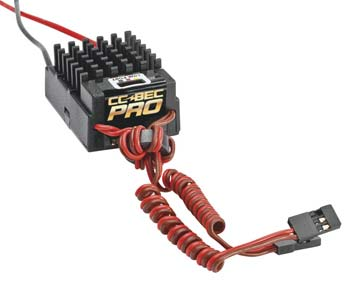 Castle Creations 0401 CC BEC Pro 20A 12S Switching Regulator