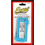 """Small Clamp 1x3.5"""" (2)"""