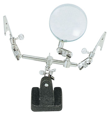 Excel Hobby Blades Corp. Extra Hands w/Magnifier