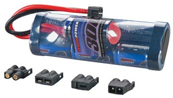 Venom Racing Drive 8.4V 3000Mah Nimh Hump Pack Battery With Uni 2.0 Plug
