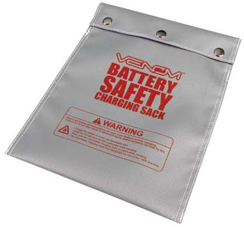 Venom Racing LiPo Safety Charge Sack Large