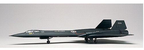 Revell 1/72 SR-71A Blackbird