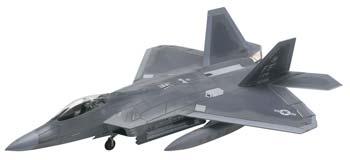 Revell 1/72 F-22 Raptor
