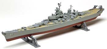 Revell 1/535 USS Missouri Battleship