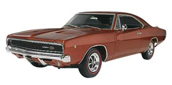 Revell 1/25 \'68 Dodge Charger 2\'n1