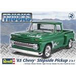 1/25 '65 Chevy Stepside Pickup 2'n1