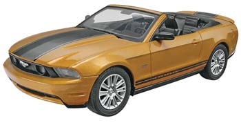 Revell 1/25 Snap \'10 Mustang Convertible