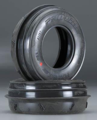 """Proline Mohawk SC 2.2\""""/3.0\"""" Tire Fr Slash/SC10 (2)"""