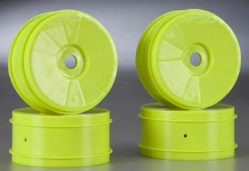 Proline Velocity V2 Wheel Yellow (4)