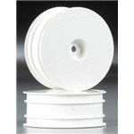 "Proline Velocity 2.2"" Hex Fr Wht Whls w/12mm Hex (2)"