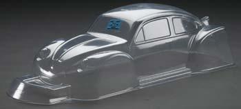 Proline VW Full Fender Baja Bug Clear Body Slash