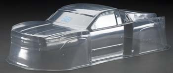 Proline \'09 Silverado 1500 Clear Body Slash