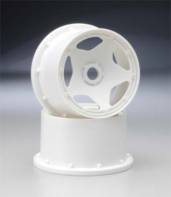 HPI Super Star Wheel White 120x75mm (2)