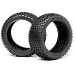 Trekker 1/8 Buggy Tire, Med S Compound (Pair)