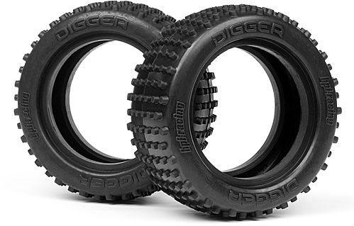 HPI Digger Tire, 35Mm, (2Pcs)