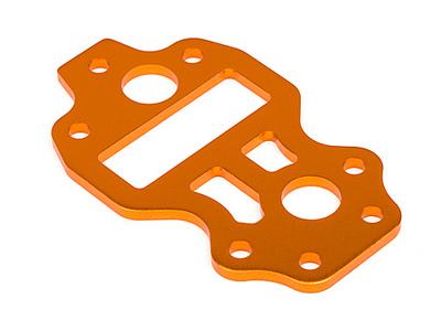 HPI Center Diff Plate Orange