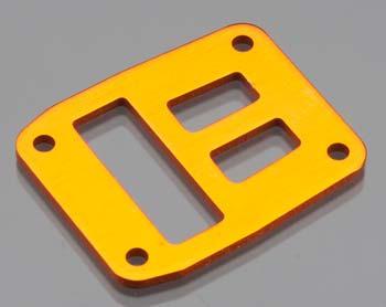 HPI Center Diff Plate