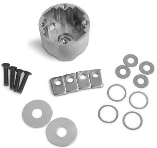 HPI Alloy Differential Case, Savage X/Xl