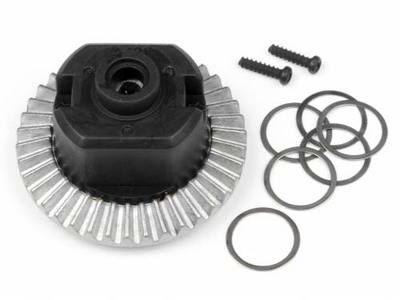 HPI Wheely King Diff Gear Set Assembled
