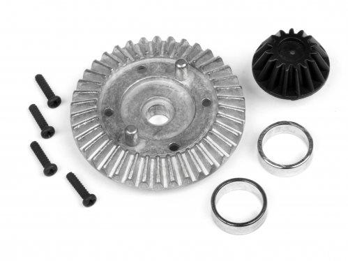 HPI Differential Gear Set, 15/38T, E10