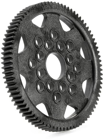 HPI Spur Gear, 84 Tooth, 48 Pitch