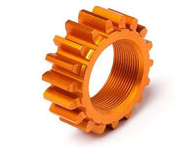 HPI Threaded Pinion 18Tx12mm 1M Orange