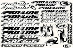 Proline 9915 Pro Racing Team Decal Set