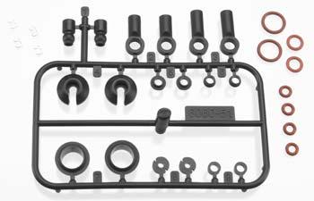 Proline PowerStroke Scaler Shock Plastic & Rebuild Kit