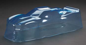 J Concepts Illuzion Rustler VXL Hi-Spd Body w/Wing