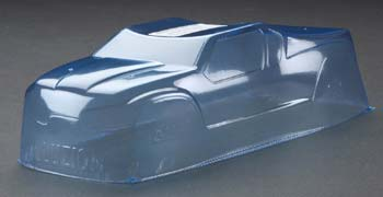 J Concepts Illuzion 1/16 E-Revo Hi-Flow Body Clear