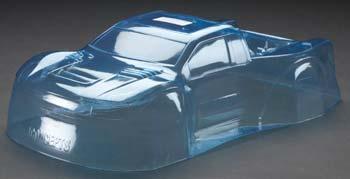 J Concepts Illuzion Ford Raptor SVT Slash/4x4/SC10 Body Clear