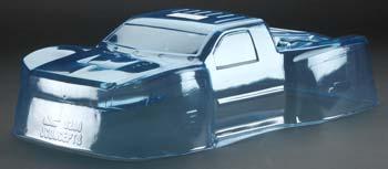 J Concepts Illuzion 2012 Chevy Silverado 1500 SCT Body Clear