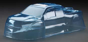 J Concepts Illuzion Rustler XL-5 Ford Raptor SVT Body Clear