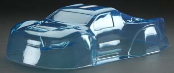 J Concepts Illuzion SCT Ford Raptor SVT SCT-R Body Clear