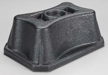 J Concepts Illuzion Matte Car Stand Black 1/8 1/10
