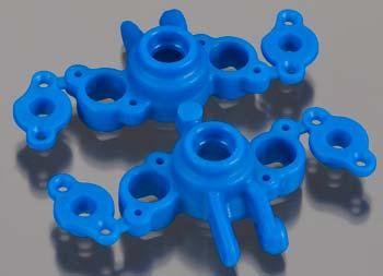RPM Axle Carriers Blue 1/16 Slash