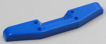RPM Rear Step Bumper Blue T/E-Maxx
