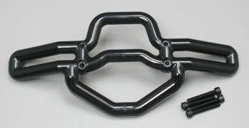 RPM Front Bumper Black T/E-Maxx