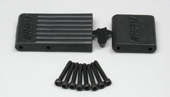 RPM Bulkhead Brace Black E/T-Maxx