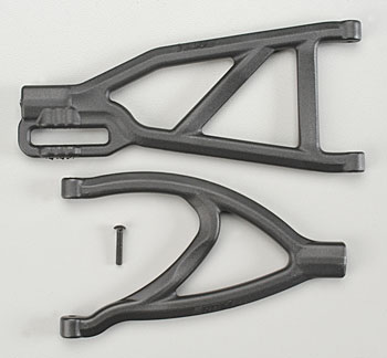 RPM A-Arms Re Lt or Rt Black Revo (2)
