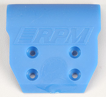 RPM Front Mini Bumper Black B4/T4/GT2