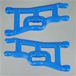 RPM Fr A-Arms Blue Rstlr/Stmpd/Nitro Slash (2)