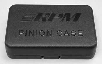 RPM Pinion Case Black