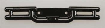 RPM Rear Tubular Bumper Black Revo