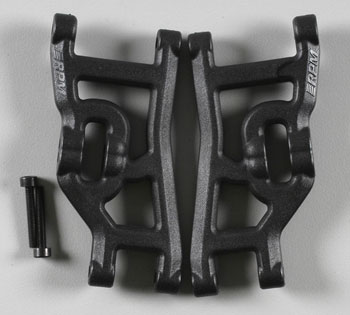 RPM Front A-Arms Black Nitro Rustler/Stampede